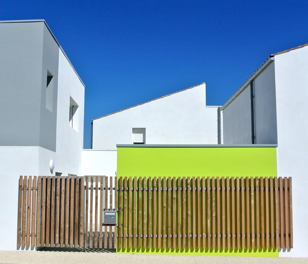 Logements cl chantier architecte la rochelle for Chantier architecte